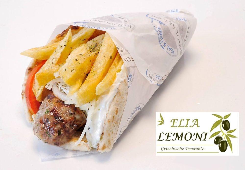 Grill Griechische Souvlaki
