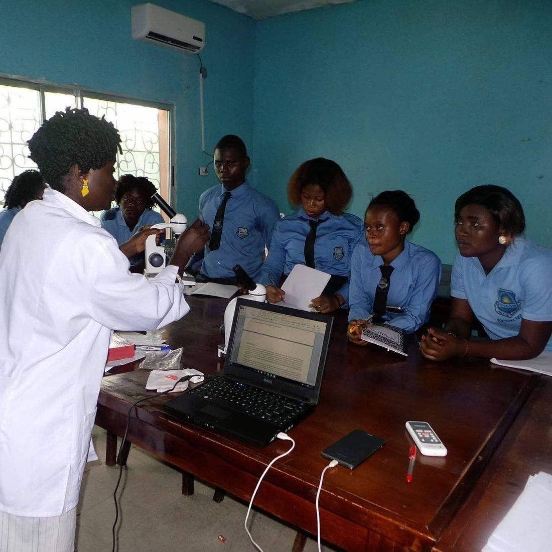STEM AFRICA