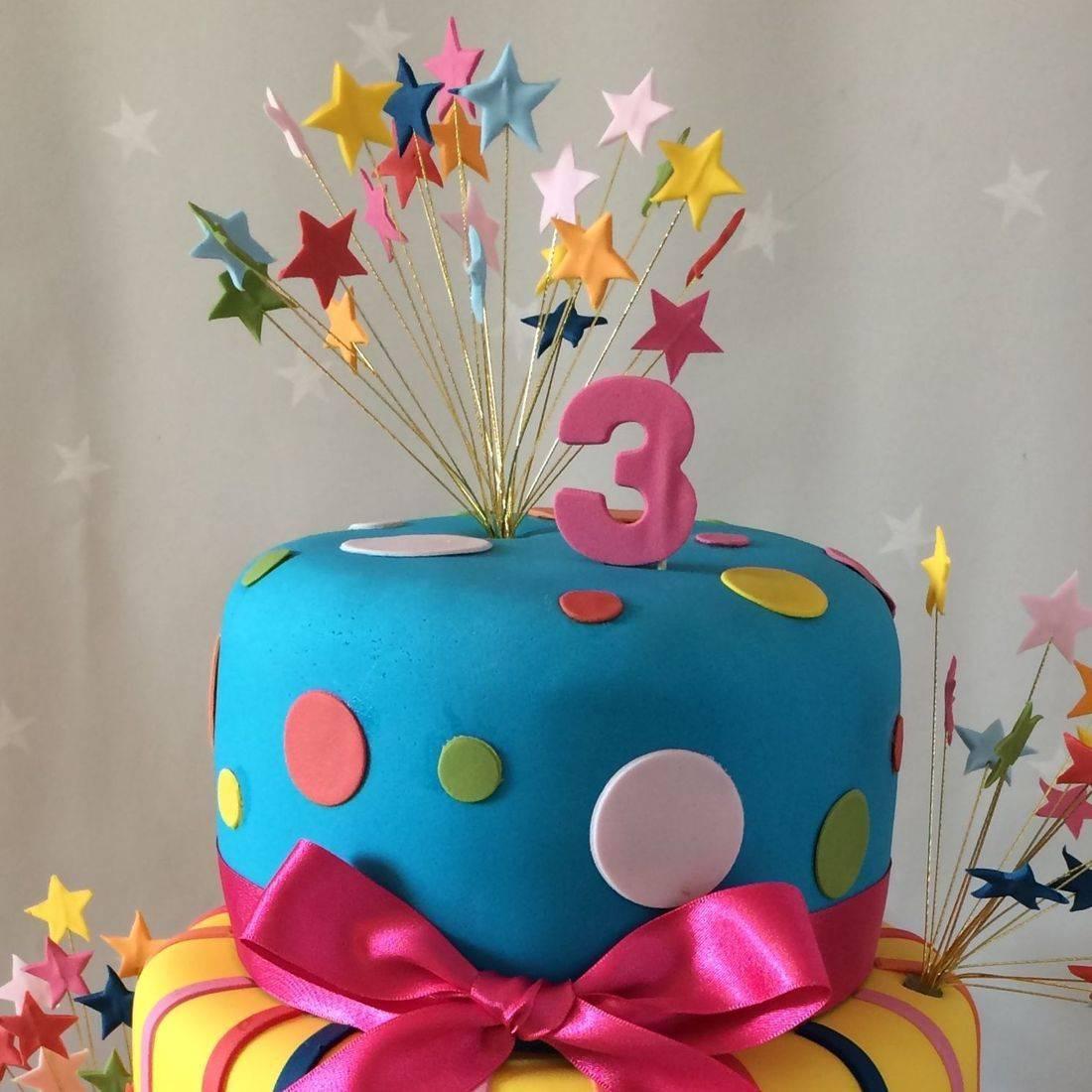 Birthday cake Fabu-lous Cakes
