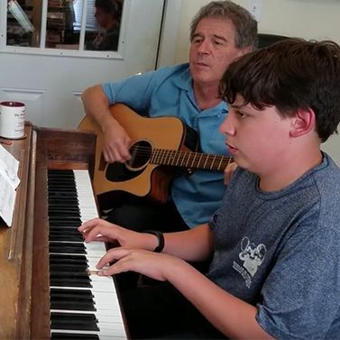 Eight Days a Week, Beatles, piano lesson