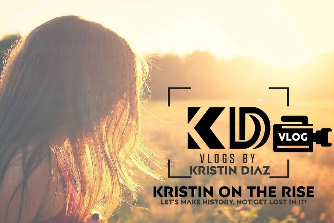 KRISTIN ON THE RISE YOUTUBE CHANNEL. VLOG