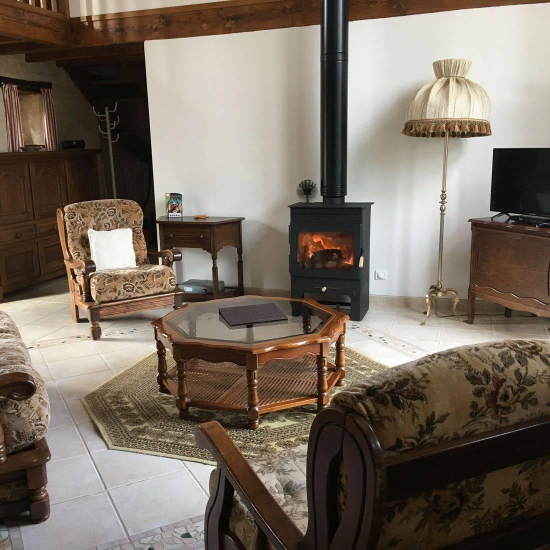 La Chouette log-burner
