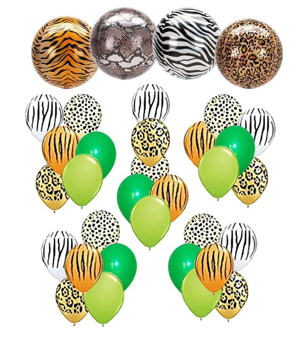 Safari Party Pack