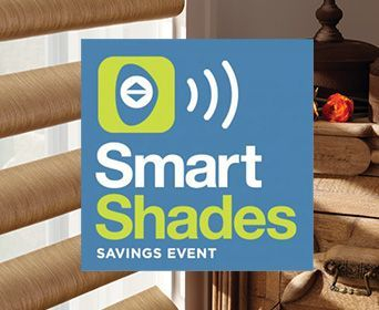 Get mail-in rebates starting at $150 when you make a qualifying purchase of Hunter Douglas window fashions with PowerView motorization and a smart hub, June 29 to September 9, 2019.
