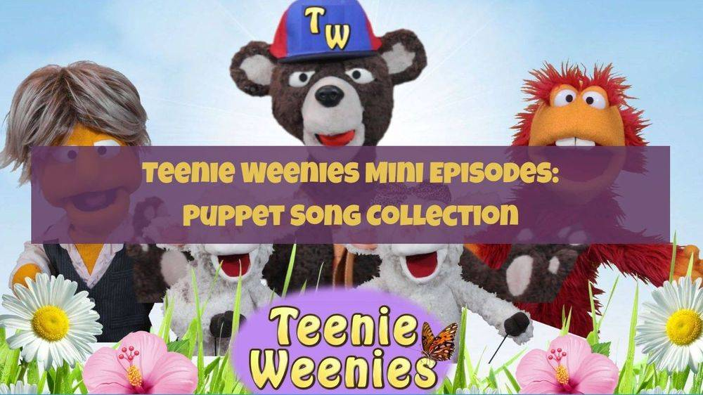 Puppet Songs For Children