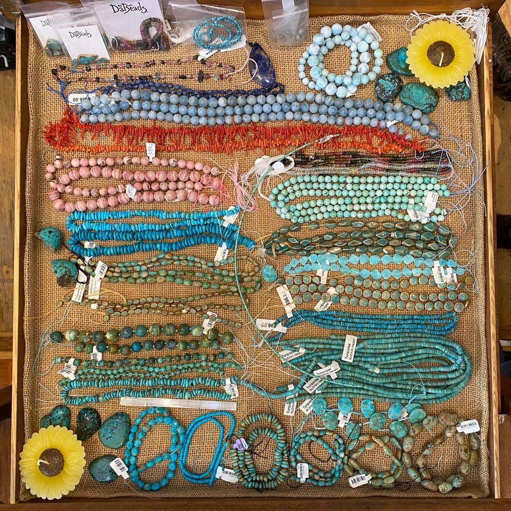 turquoise bead creations sleeping beauty kingman coral laramar