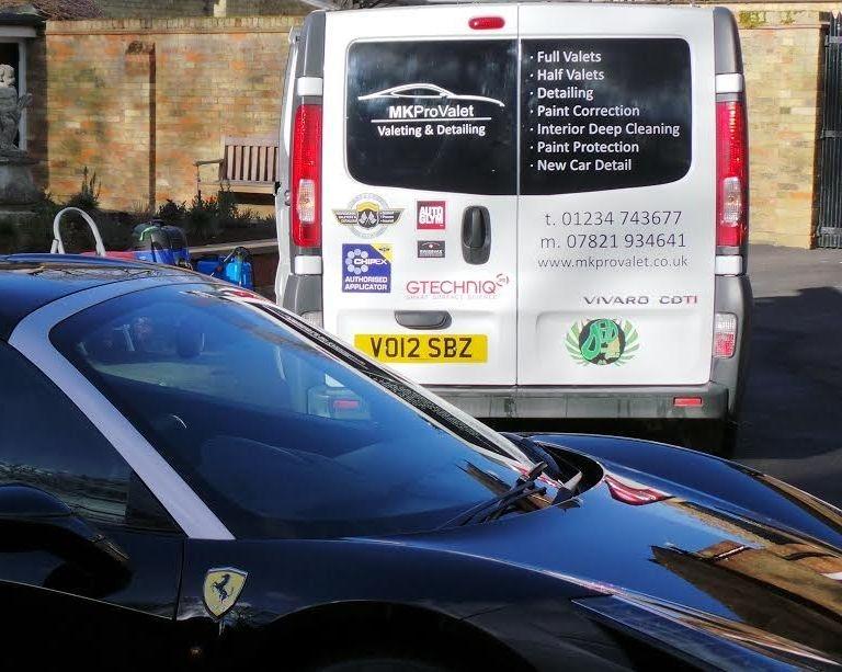 MKProValet Car Valet Bedford|Northampton|Milton Keynes|Leicester