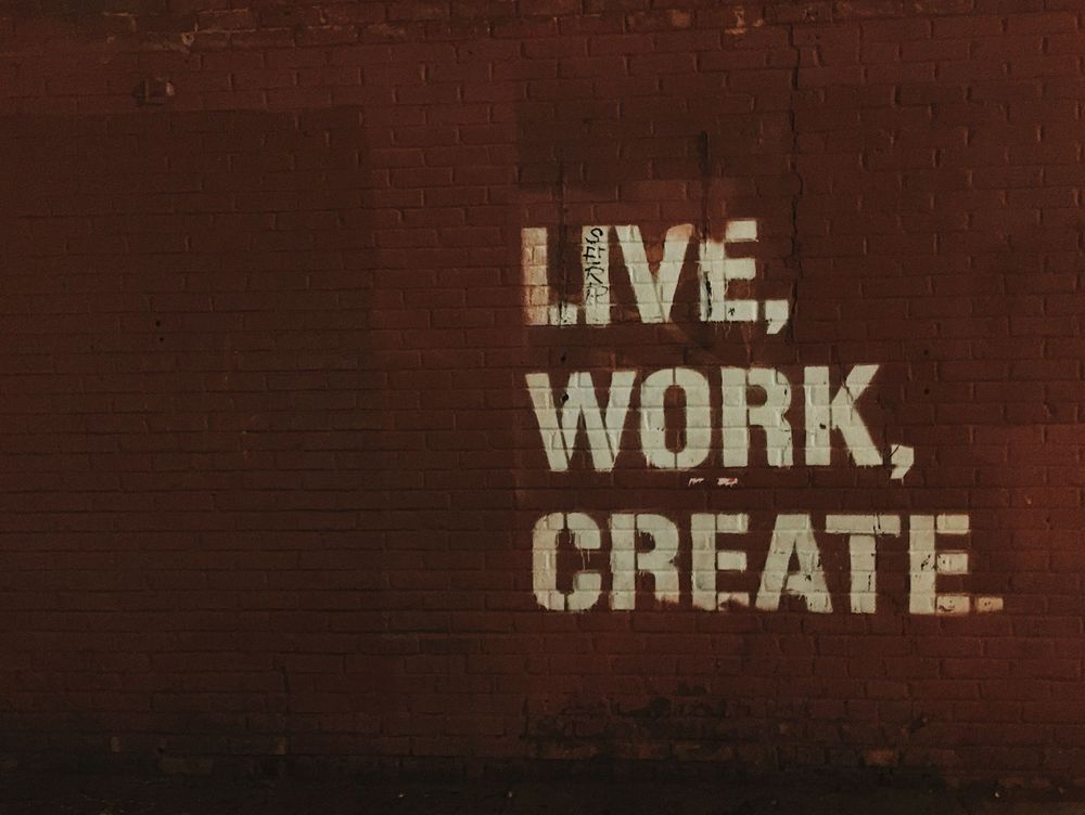 Live, Work & Create as a team