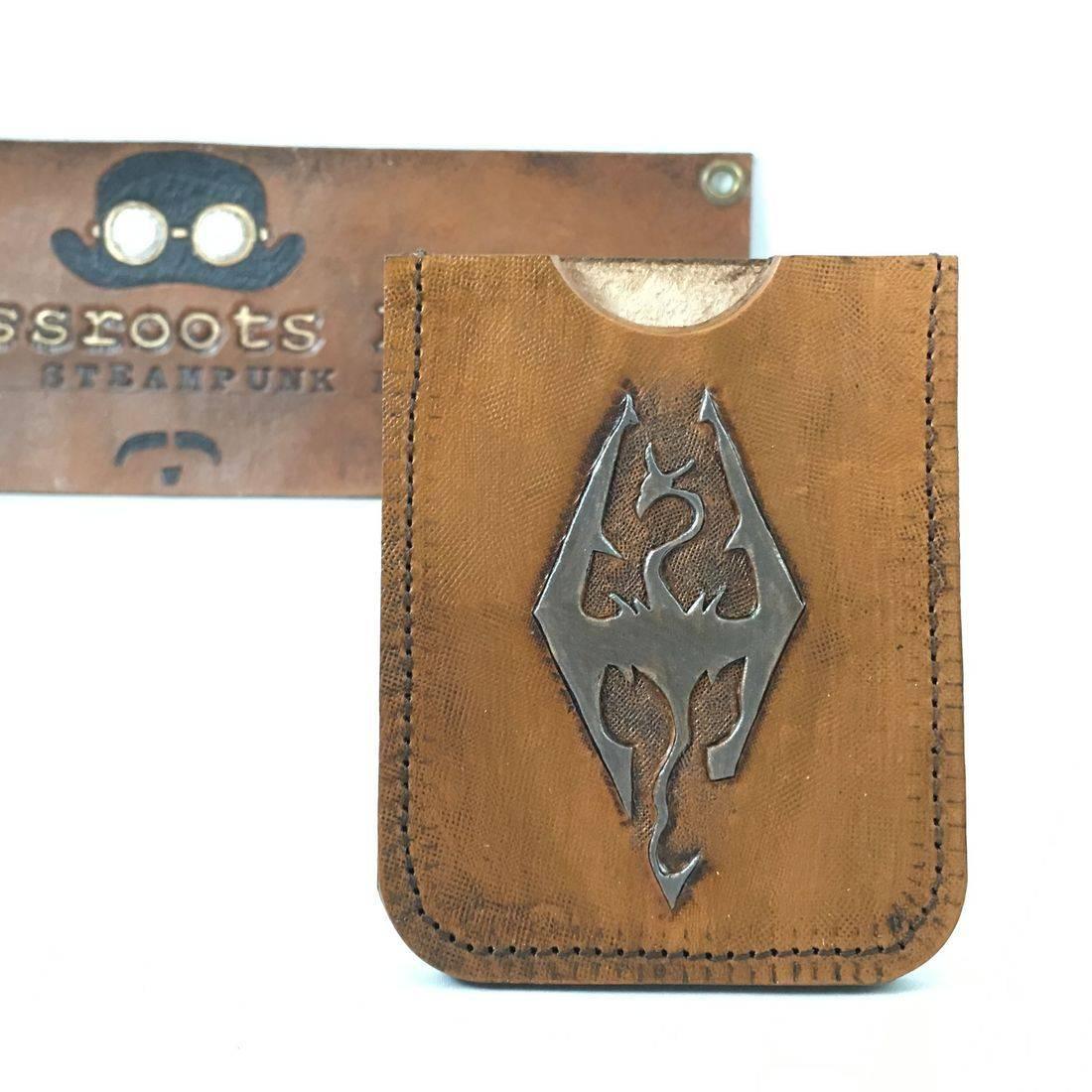 Single slot wallet Skyrim
