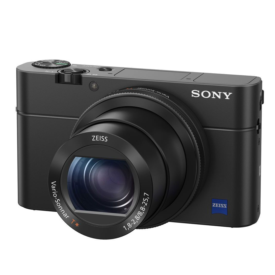 Sony DSC-RX100 Digital Camera