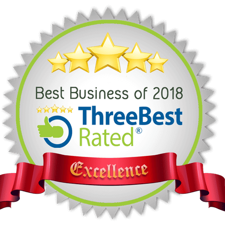 Best Business of 2018 Three Best Rated Excellence