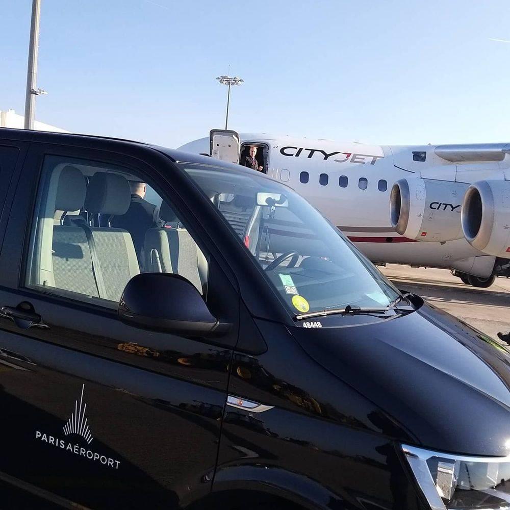 VIP TERMINAL PARIS AIRPORT