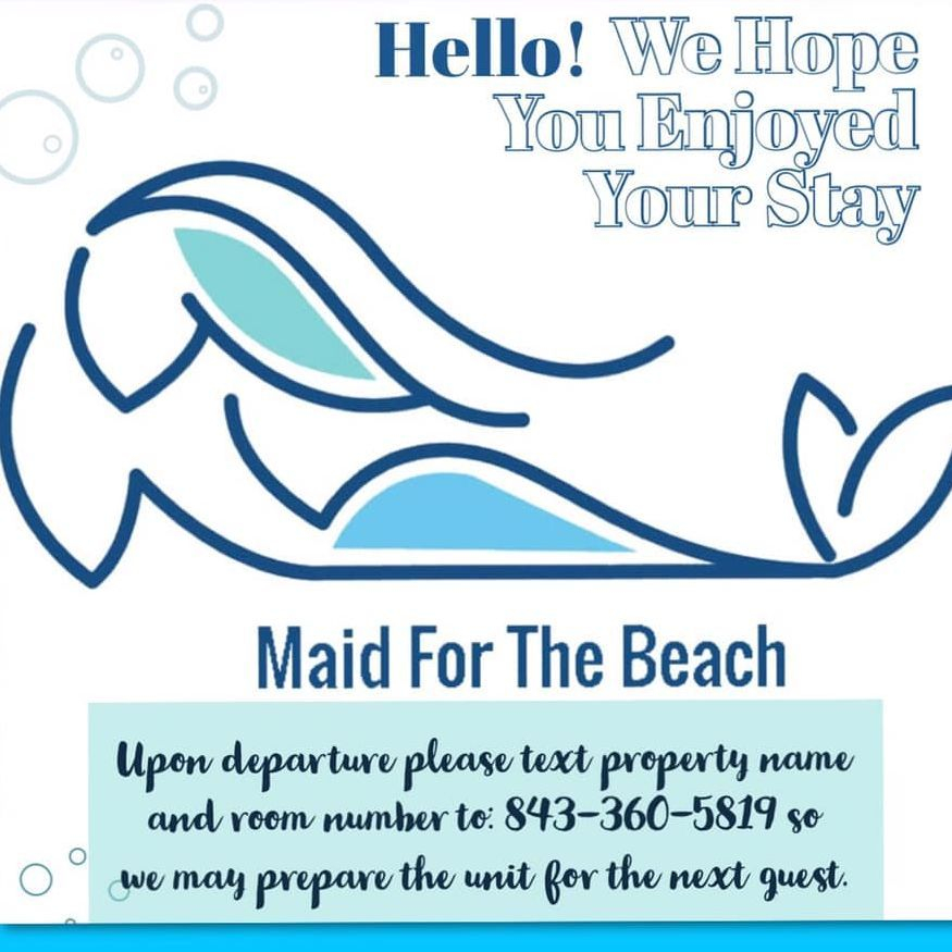 vacation rental cleaners in myrtle beach, short term lease cleaning, vrbo cleaners, airbnb cleaners in myrtle beach, condo cleaning, investment property cleaning, affordable linen service in myrtle beach, best vacation rental cleaner, murrells inlet, north myrtle beach, top cleaners, best service, affordable service, mermaid, maid for the beach, best on the beach