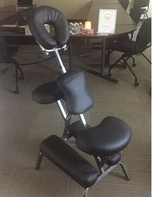 Chair massage for events in Alexandria Virginia