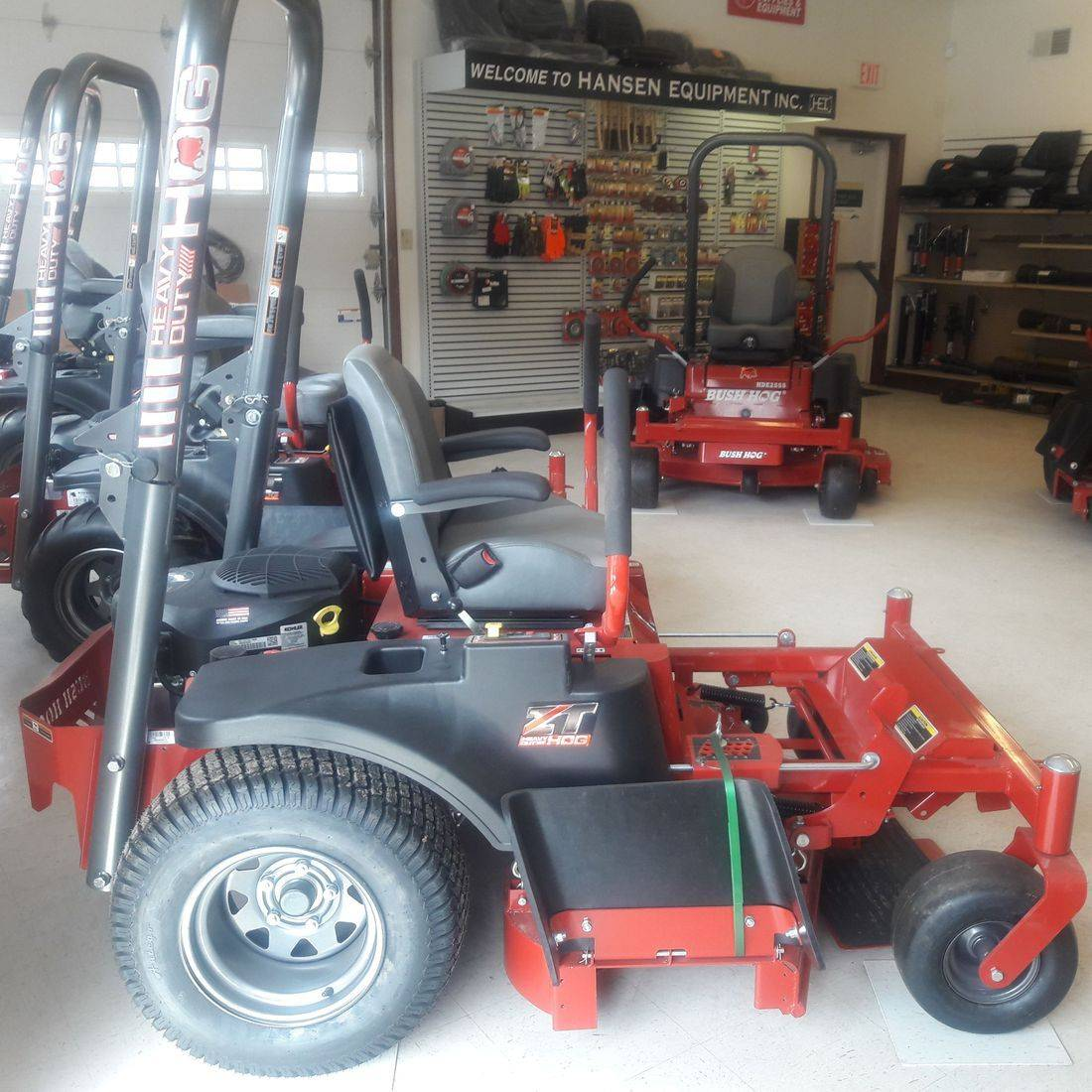 TYM Tractors Fully Stocked Inventory