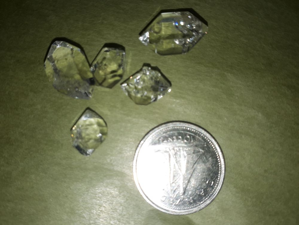 Raw Herkimer Diamond Crystal Wholesale