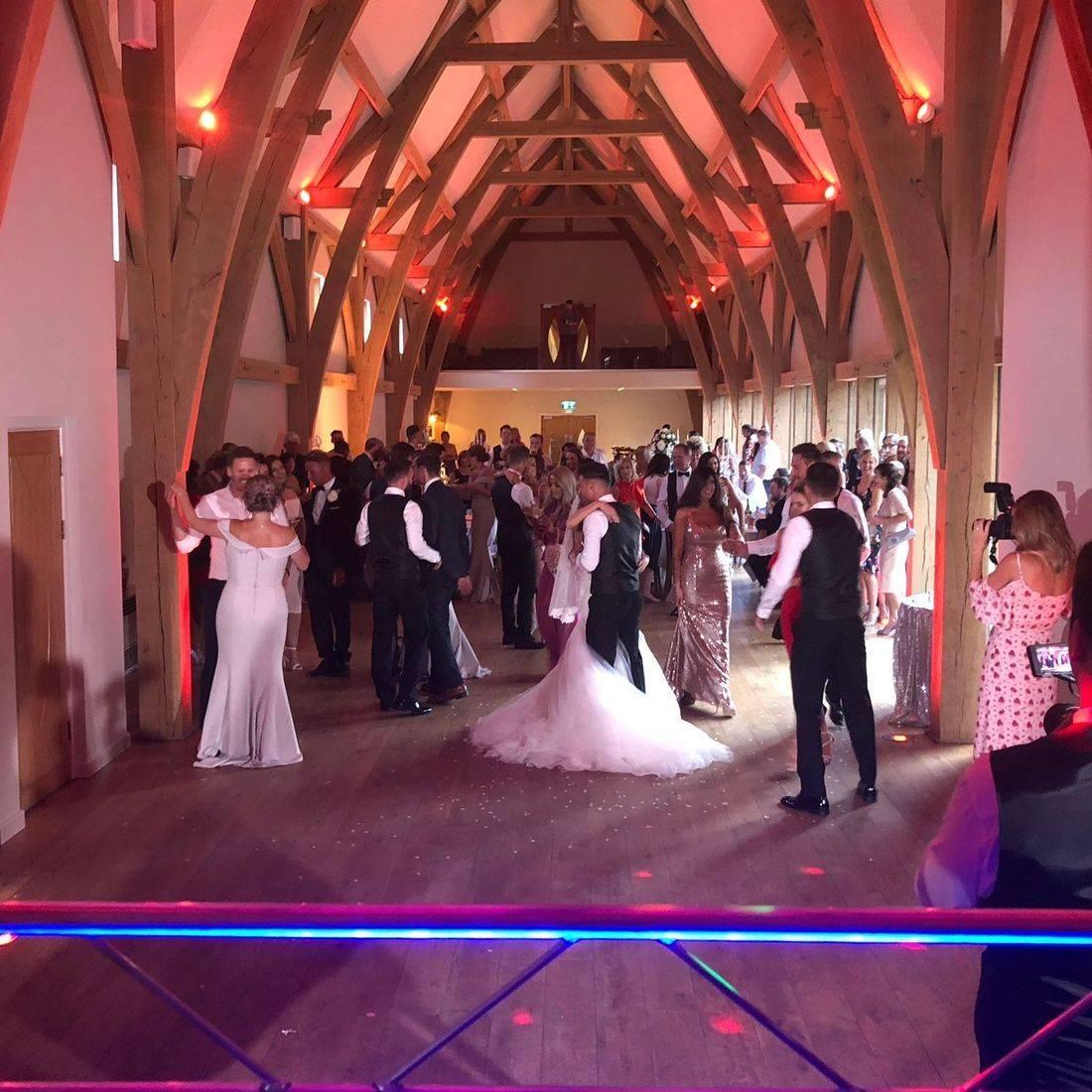 he Mill Barns Wedding Venue Shropshire
