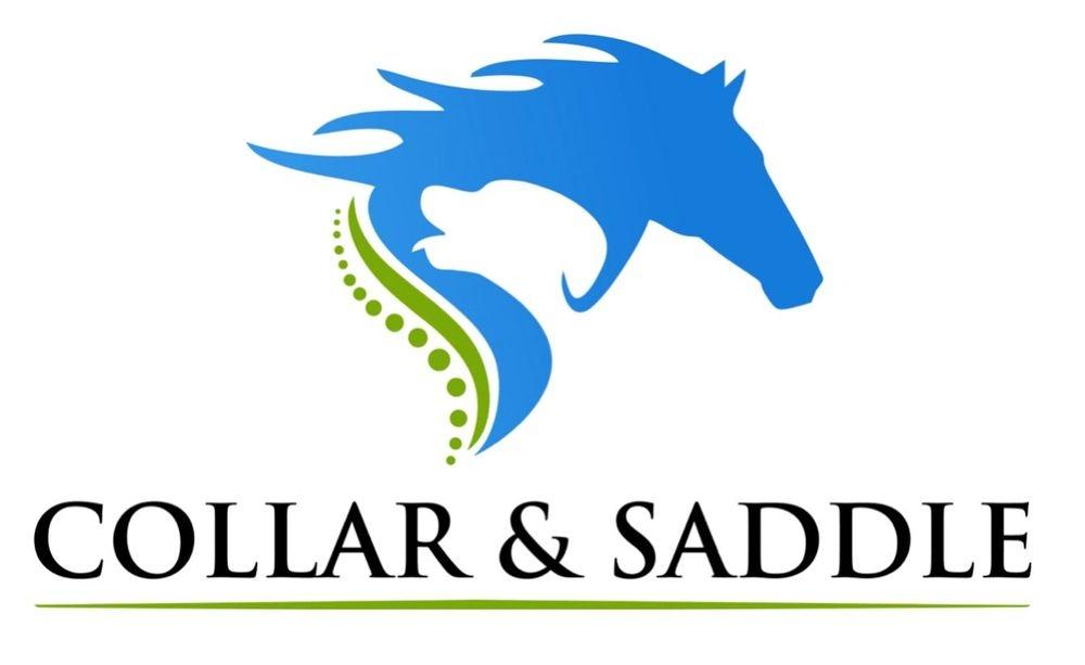 Collar and Saddle Animal Chiropractic Logo