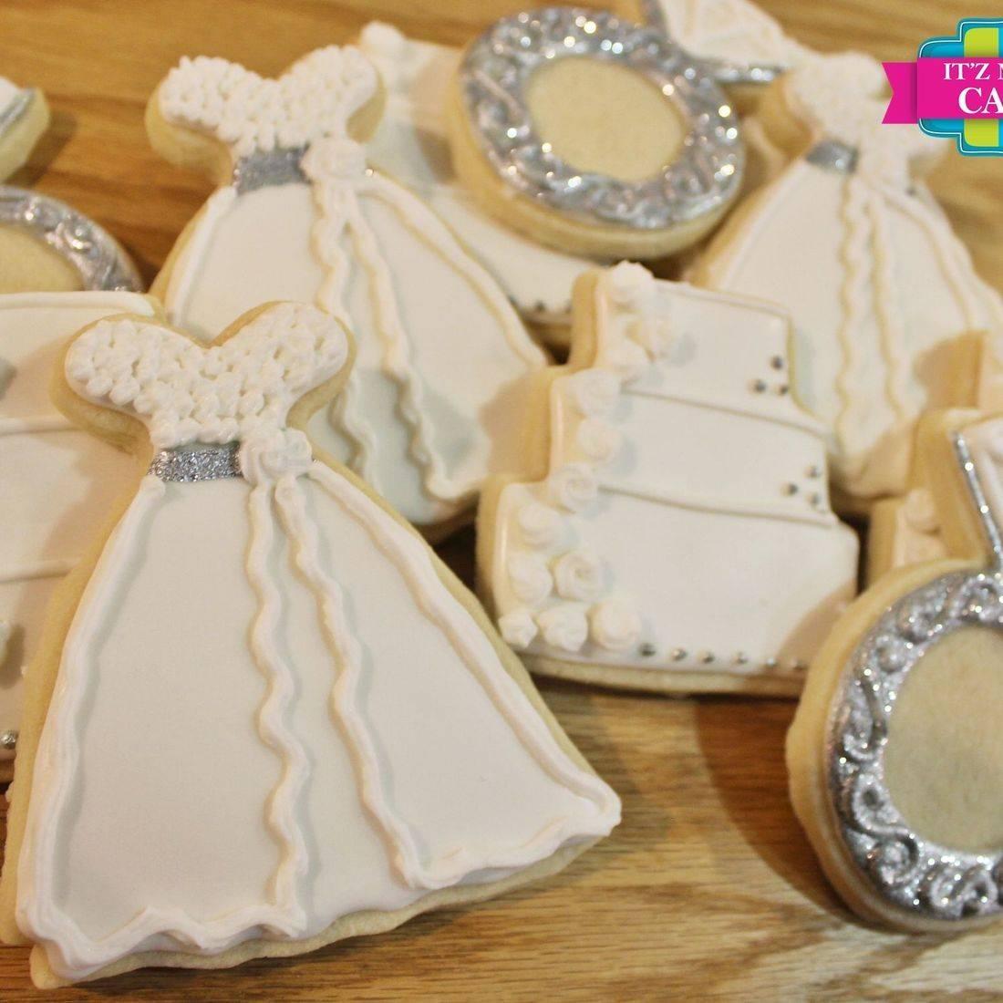 Wedding Set Wedding Dress Ring Cake cookies Milwaukee