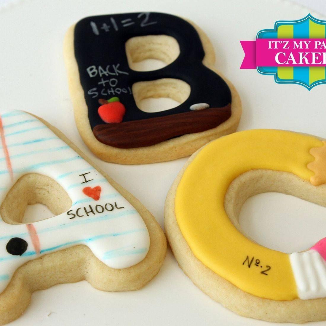 ABC Teacher Cookies Milwaukee