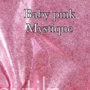 baby pink mystique