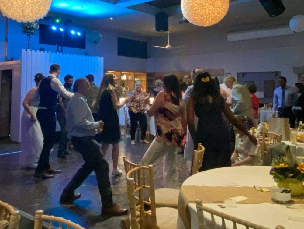 DJ Ollie Clarke Worcestershire Party DJ