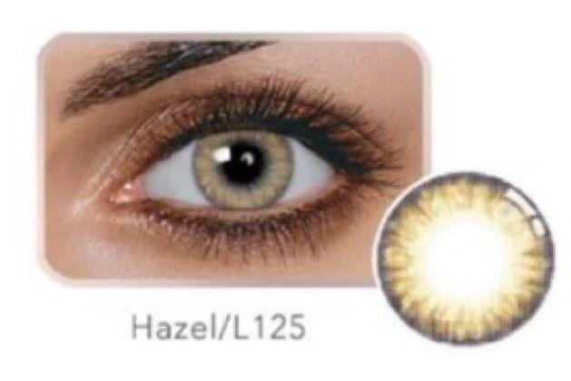 hidrocor lenses, hazel, yearly, contact lenses,