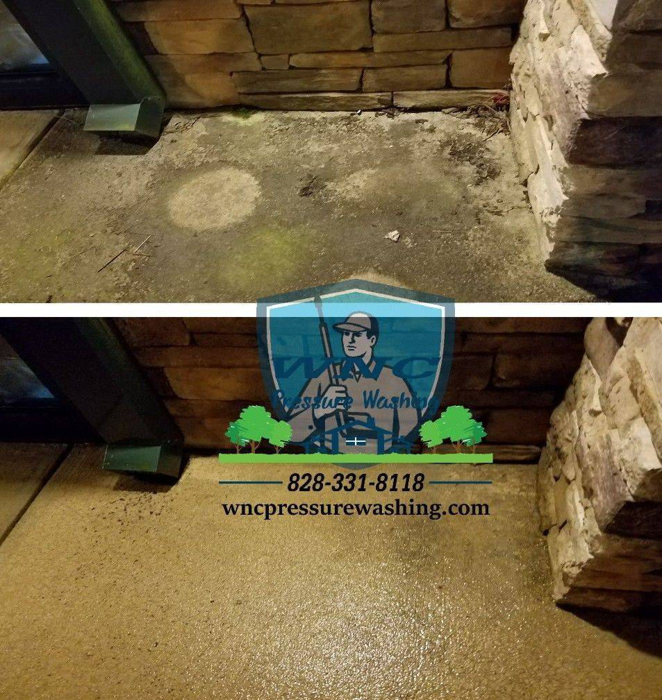 WNC Pressure washing, WNC wash pros