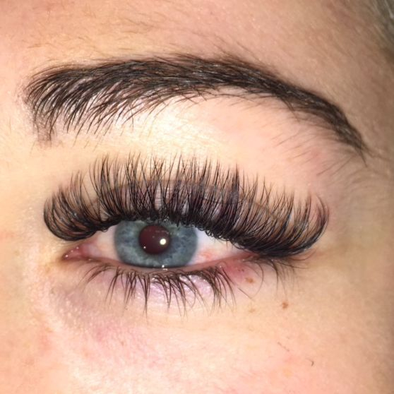 Russian Lashes Extensions