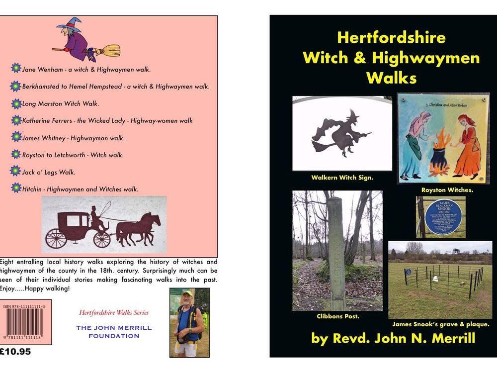 HERTFORDSHIRE WITCH AND HIGHWAYMEN WALKS