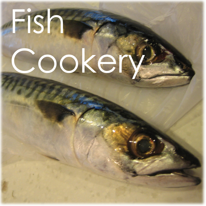 FIsh cookery course, Devon, Somerset, Ilfracombe, cookery school