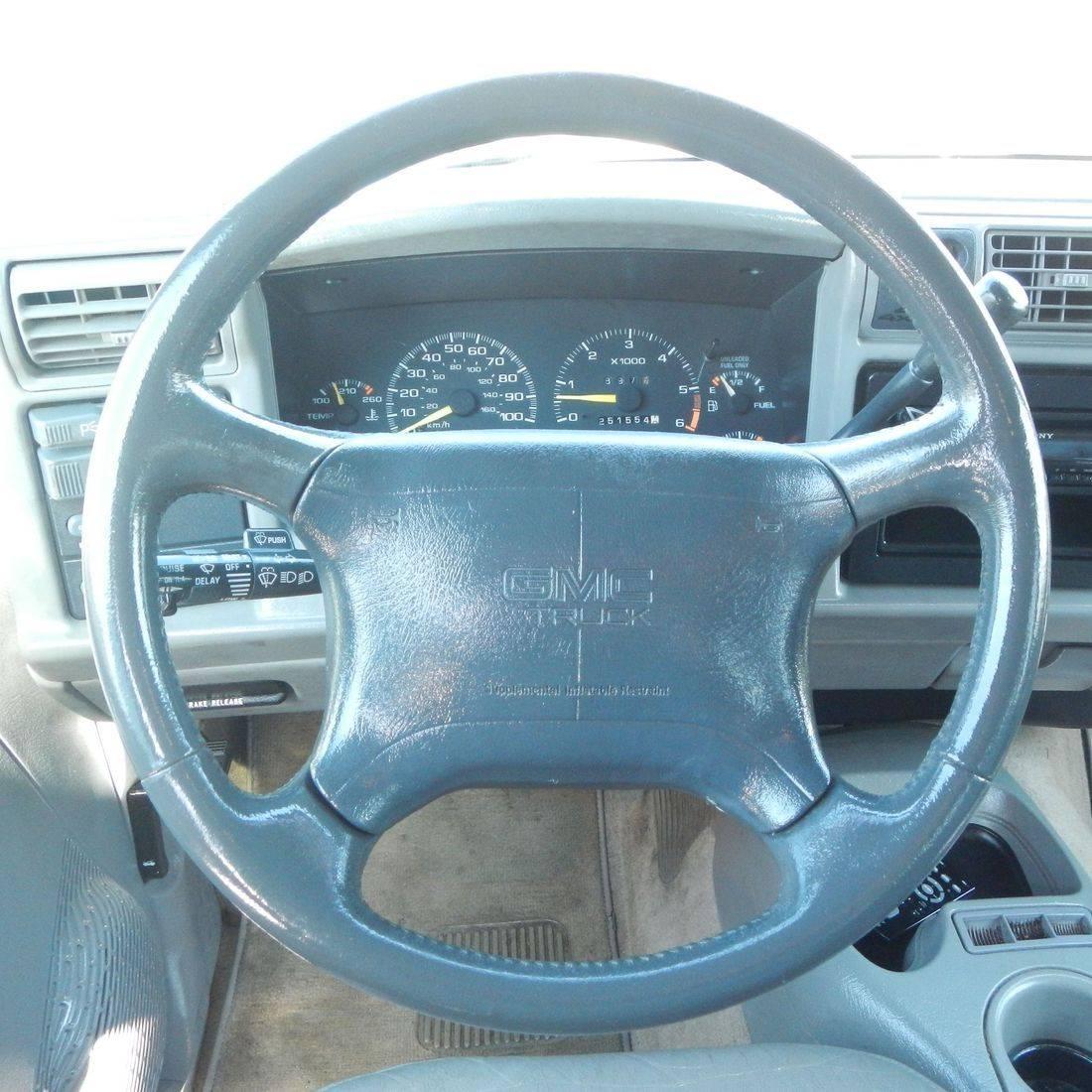 1995 GMC Jimmy SLT 4x4