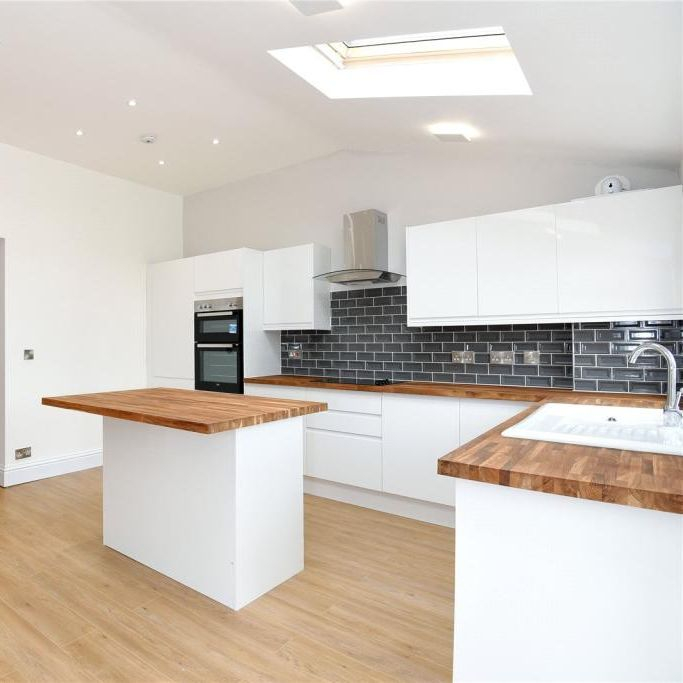 Kitchen extensions in Berkshire