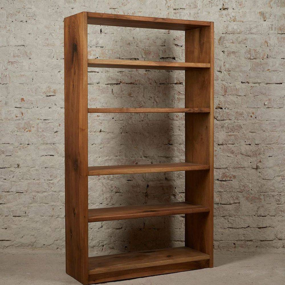 wooden solid shelve