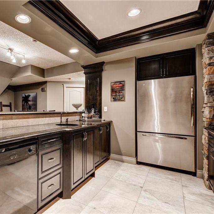 renovations calgary bathroom kitchen cabinets basement mre development