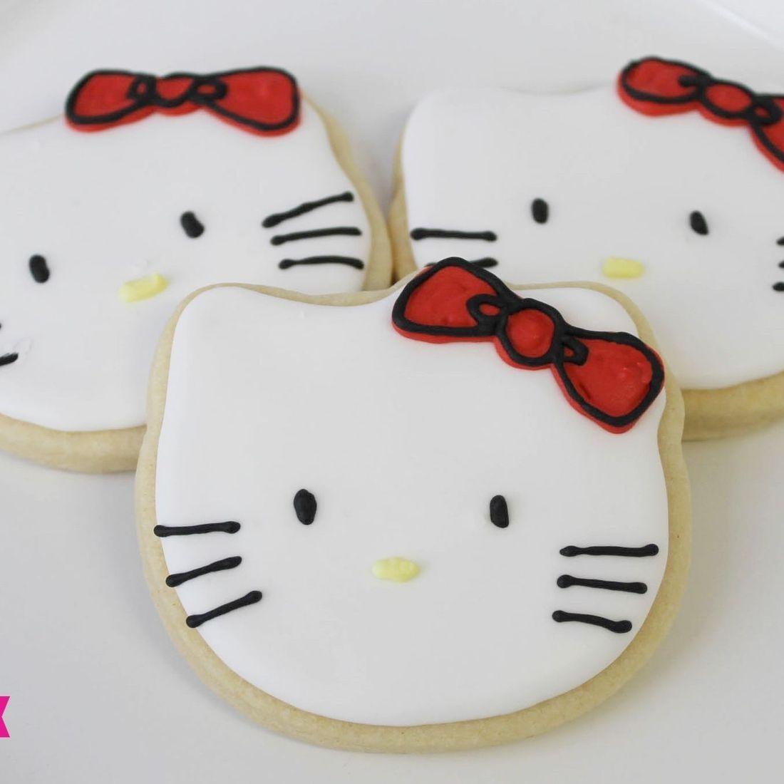 Hello Kitty Cookies Milwaukee
