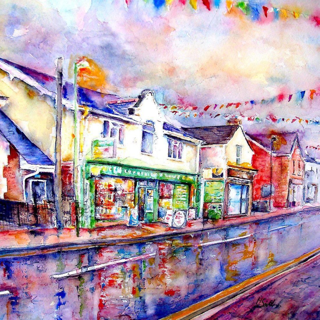 Buckley Flintshire, North Wales