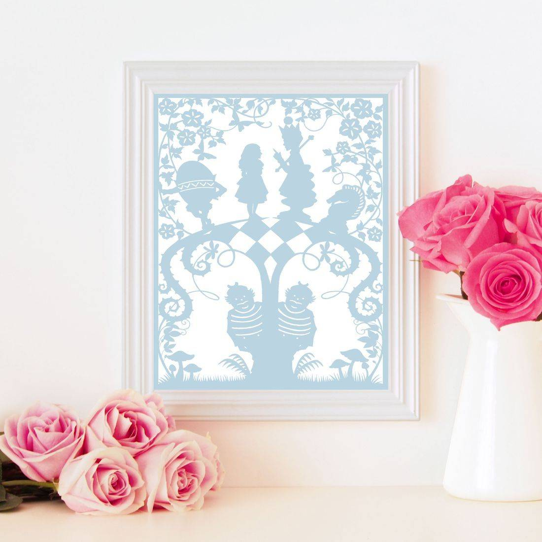 through the looking glass, crafting template, svg, studio, jpeg, bramble crafts