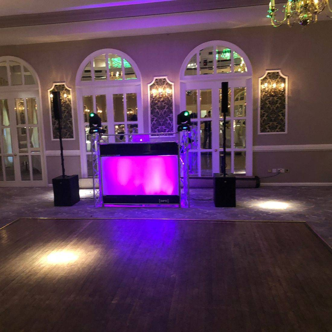 Moore Hall  Wedding DJ