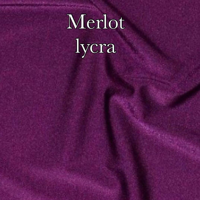 merlot lycra