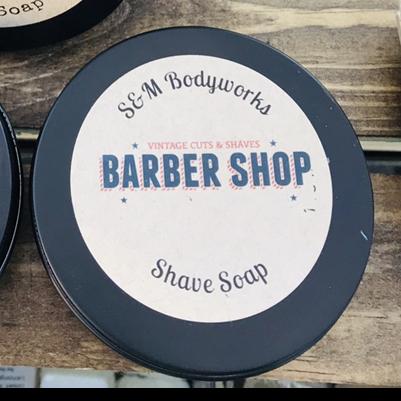 Shave Bar, Bentonite Clay, No Burn, Moisturizing, Shaving,