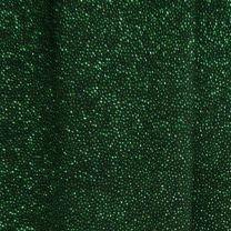 green/black glitter slinky