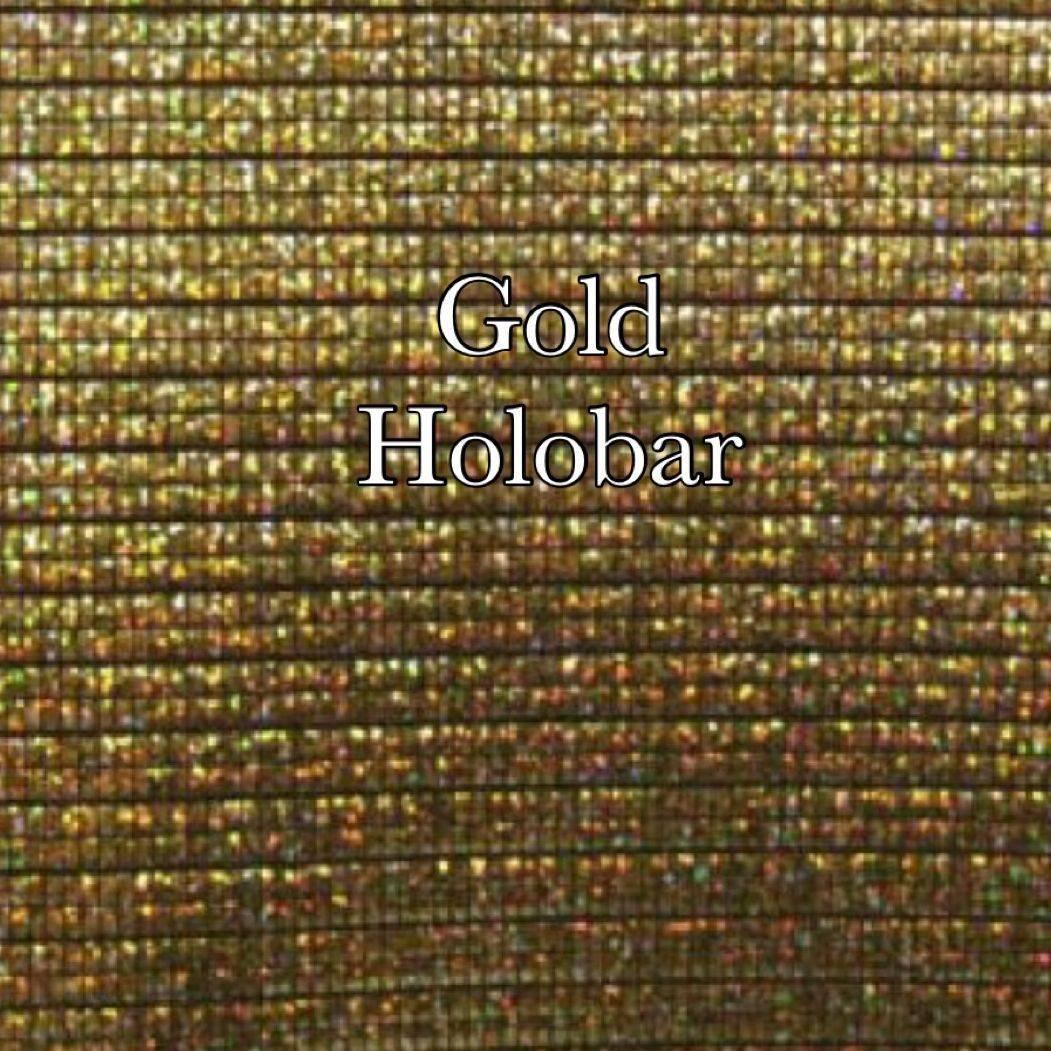 Gold holobar
