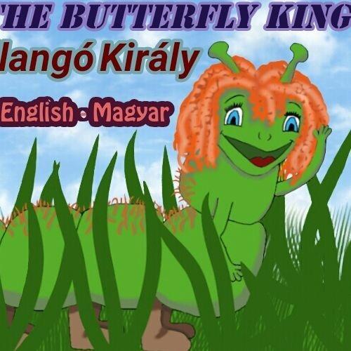 Biik, children's book, bilingual, Hungarian