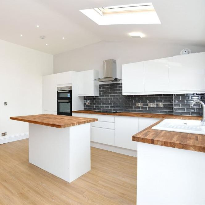 Modern Kitchen by A J Partnership