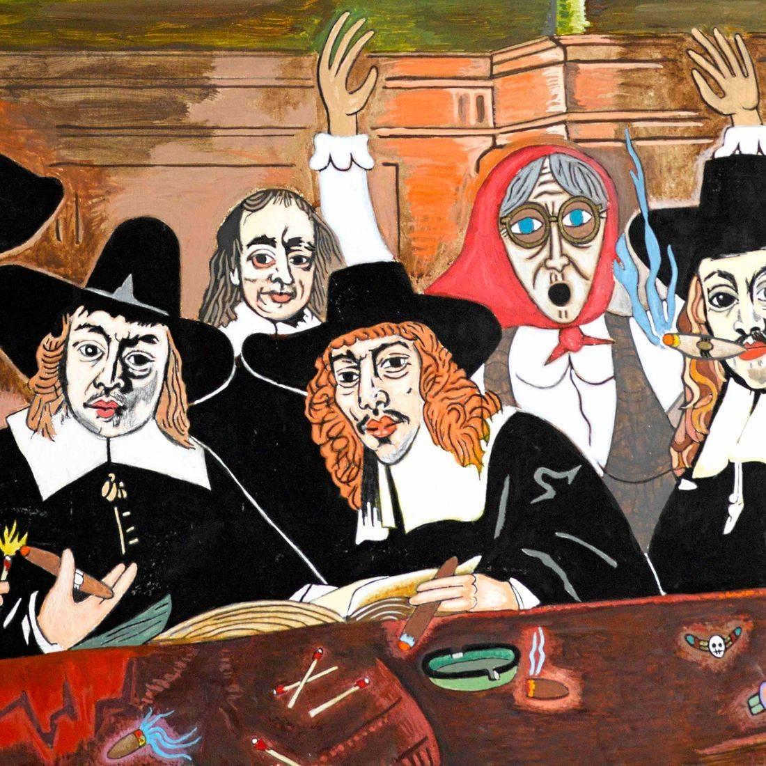 Dutch Masters, Rembrandt, Smoking, Smoking Cessation, Grandmother, Cigar Bar, Dutch Masters Cigars, Lung Cancer