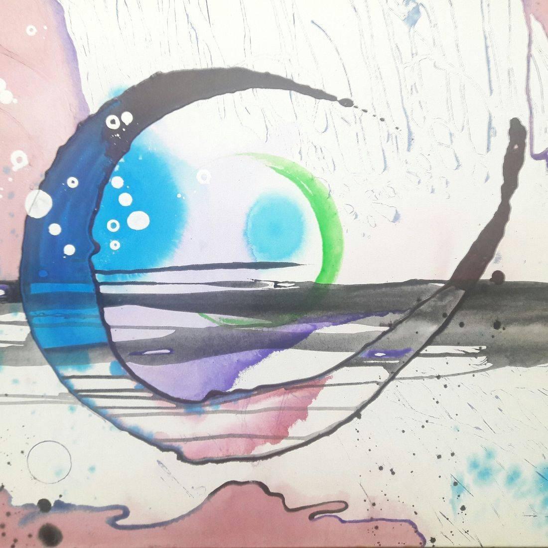Luna Sea by Kristen Brown