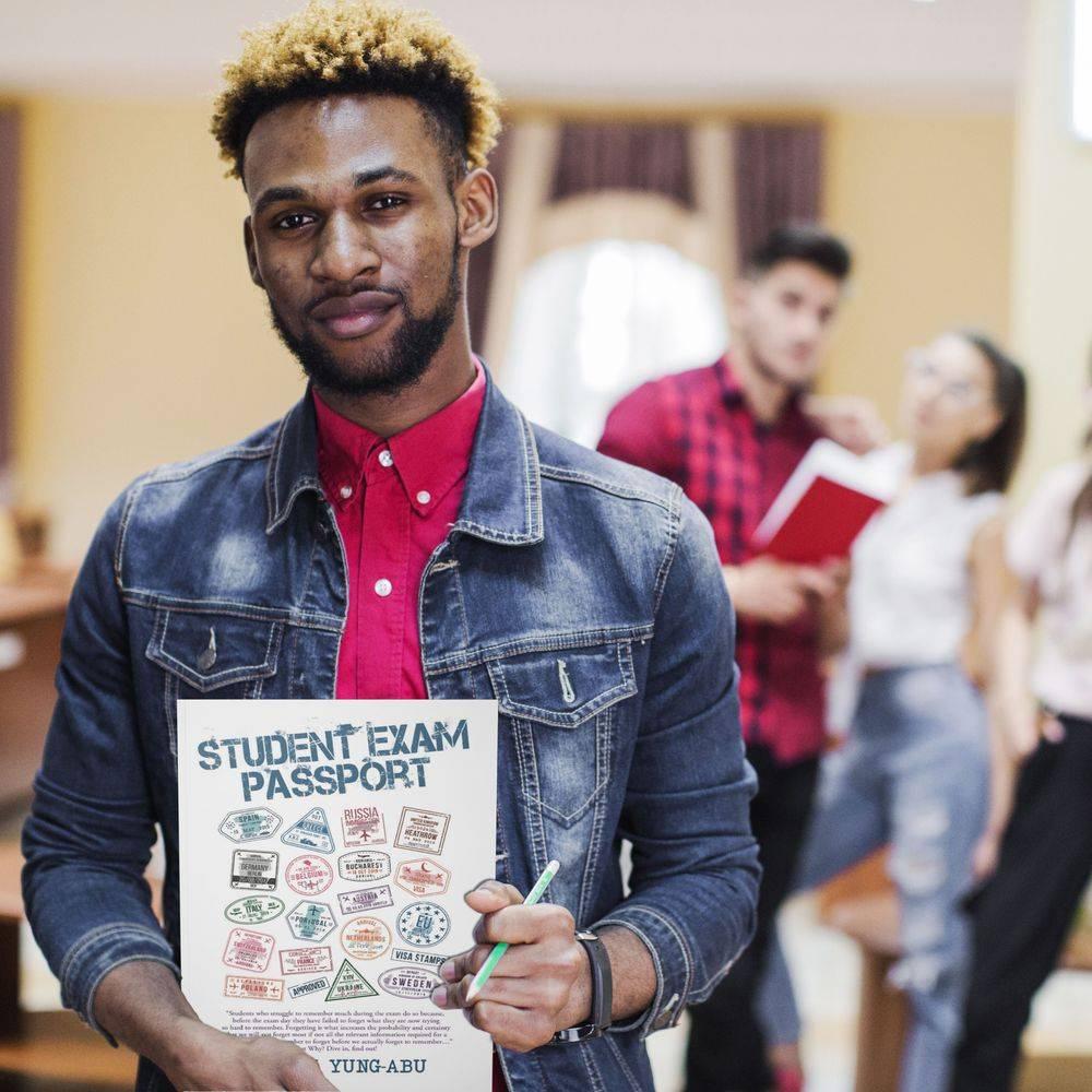 Student Exam Passport by Samson Yung-Abu