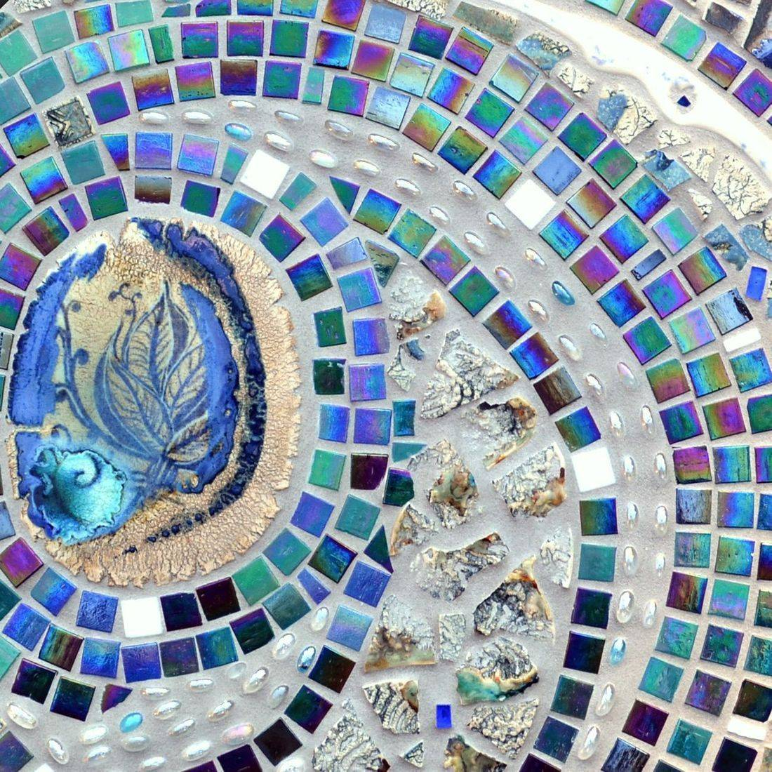 Mosaic Table top Art