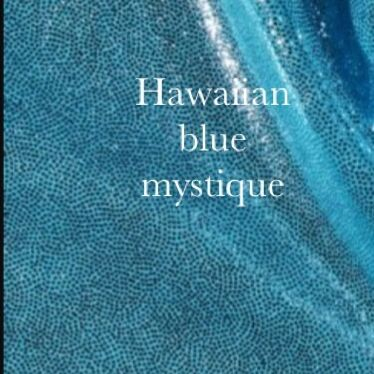 Hawaii blue
